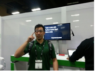 Google Glass at Sage Summit