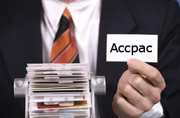 Accpac Rolodex
