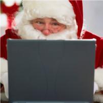 Payroll Santa