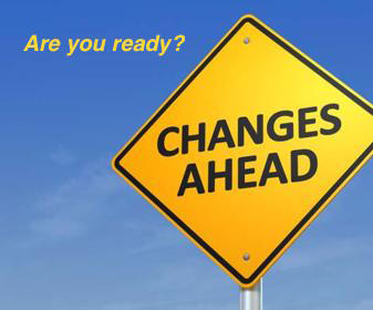 Are you ready for business process changes