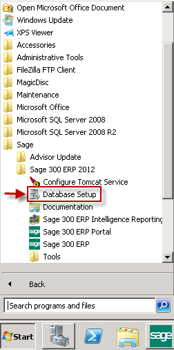 Sage 300 ERP Assigning Color Codes