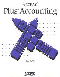 AccPac Plus Accounting 1987