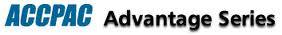 Accpac Advantage Series Logo 2001