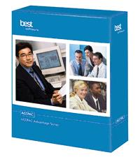 Accpac box by Sage Software