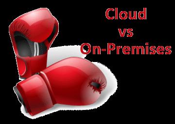 Cloud versus On-Premises ERP Solutions