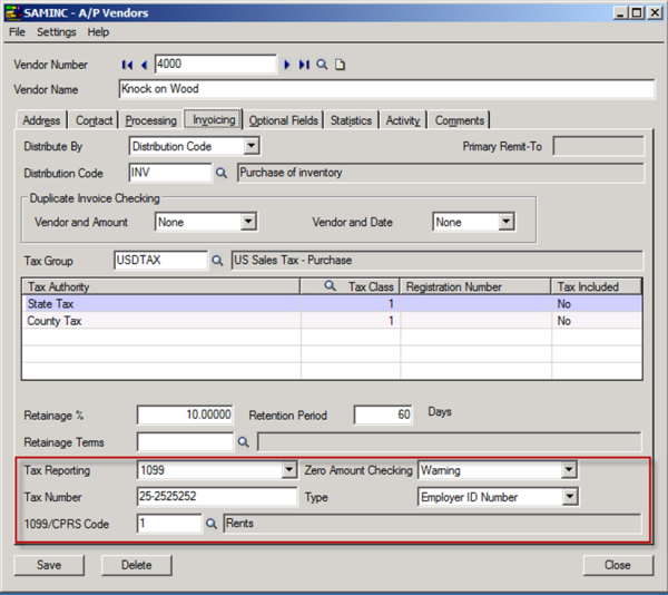 Common Questions Re Generating 1099 Misc Forms From Sage 300 Erp