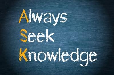 ASK - Always Seek Knowledge