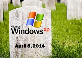 RIP Windows XP